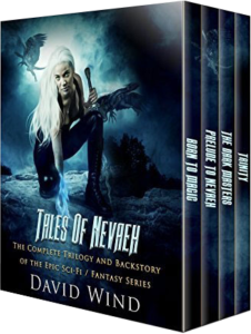 Tales of Nevaeh by David Wind