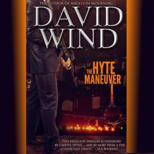 The HYte MAneuver, a Seriel Murder Mystery Thriller