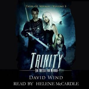 TRINITY: The Battle For NEvaeh: Volume 3 Tales of Nevaeh