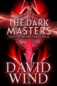 The Dark Masters by David Wind
